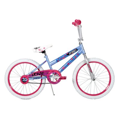 "Huffy Girl's 20"" So Sweet Cruiser Bike"