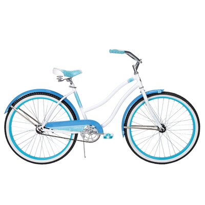 Huffy Women's Good Vibrations Cruiser Bike