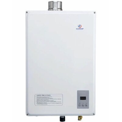 Eccotemp Systems LLC 40HI-LP Indoor Liquid Propane Tankless Water Heater