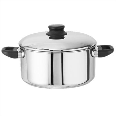 Kinetic Kitchen Basics 5 1/2-Qt. Round Dutch Oven