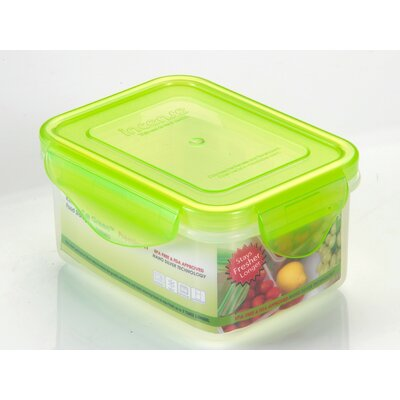 Kinetic Premium 15.5-oz. Rectangle Food Storage Container