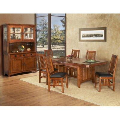 GS Furniture Arts and Crafts Pasadena Dining Table