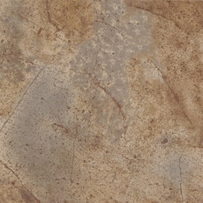 "Congoleum Ovations Sunstone 14"" x 14"" Vinyl Tile in Greige"