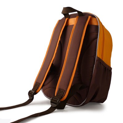 Milkdot Top Kat Backpack in Tangerine