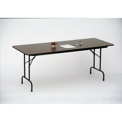 "Correll, Inc. Small High Pressure Folding Tables with 5/8"" Core"