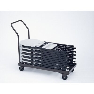 Correll, Inc. Chair Truck for Stacking Folding Chairs