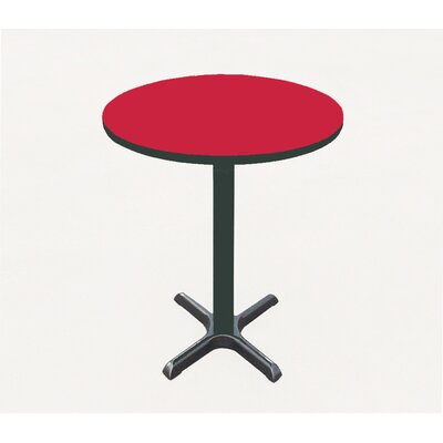 "Correll, Inc. 42"" High Round Bar and Café Table"