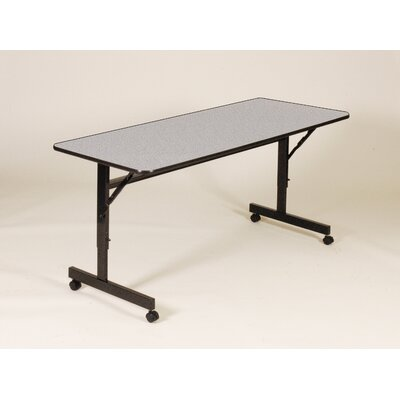 Correll, Inc. Econoline Melamine Flip Top Table