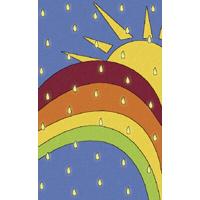 Fun Rugs Night Flash Kids Rug