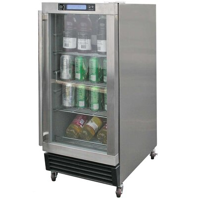 3.25 Cu. Ft. Built-In Outdoor Beverage Cooler