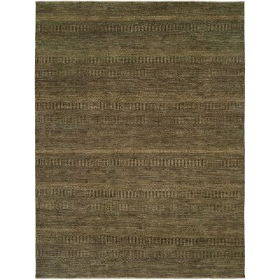 Shalom Brothers Illusions Charcoal/Gold Rug
