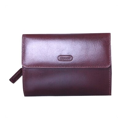 Ambassador Wallet in English Brown