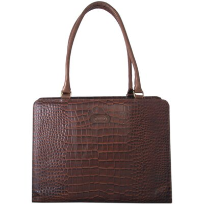 Croc Laptop Case Tote Bag