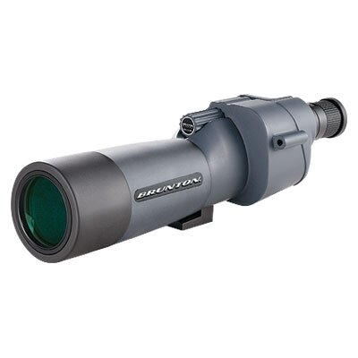 Eterna 62mm ED Spotting Scope with 20-45x Eyepiece, Straight Spotting Scope