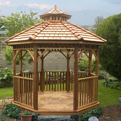Outdoor Living Today Bayside Gazebo