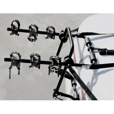 Heininger Holdings LLC Advantage SportsRack Trunk Rack Three Bike Carrier
