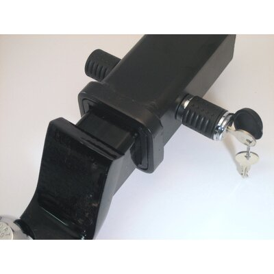 "Heininger Holdings LLC Advantage SportsRack 2"" Receiver Hitch Lock"