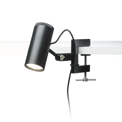 """Marset Polo LED 3.94"""" H Table Lamp with Clamp"""