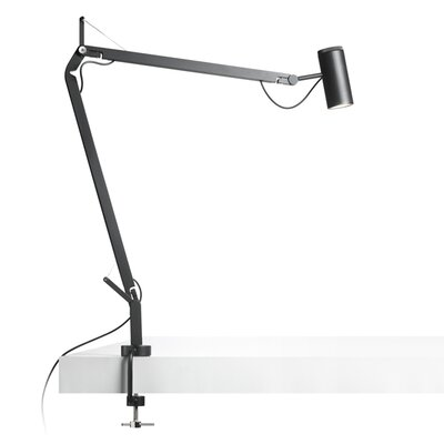 "Marset Polo LED 31.1"" H Table Lamp with Clamp"