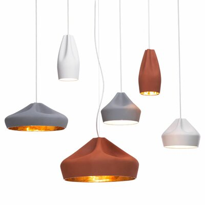 Marset Pleat Box 1 Light Mini Pendant