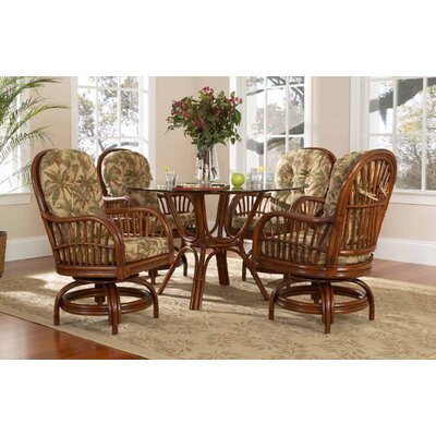 Boca Rattan Amarillo 5 Piece Dining Set
