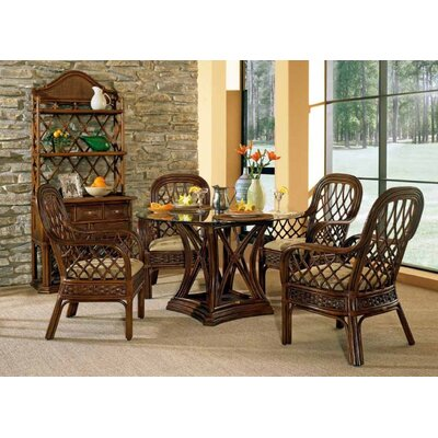 Boca Rattan Regency Dining Table