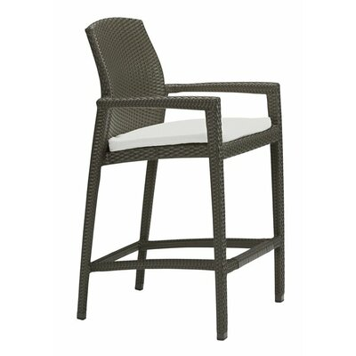 "Tropitone Evo 29.5""  Barstool with Cushion"