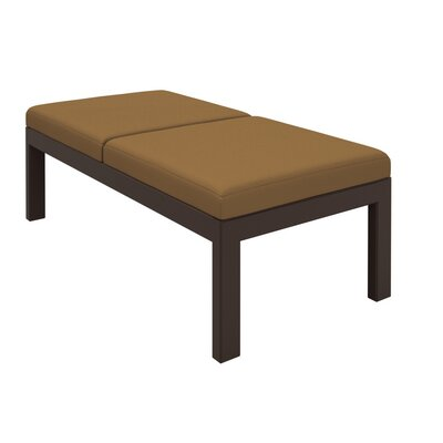 Tropitone Lakeside Double Ottoman with Cushion
