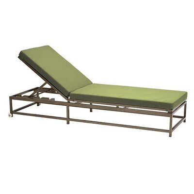 Tropitone Cabana Club Chaise Lounge with Cushion