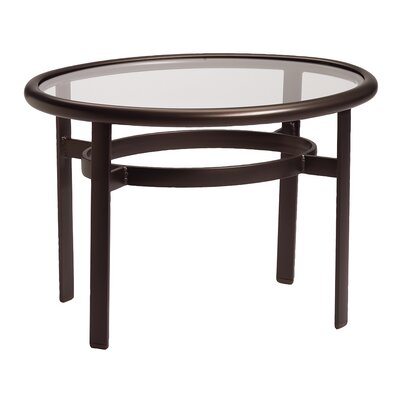 Tropitone Elliptical Side Table