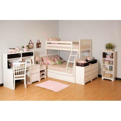 Canwood Furniture Alpine II Twin over Full Bunk Bed