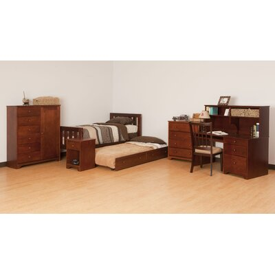 Canwood Furniture Alpine II Bed Set