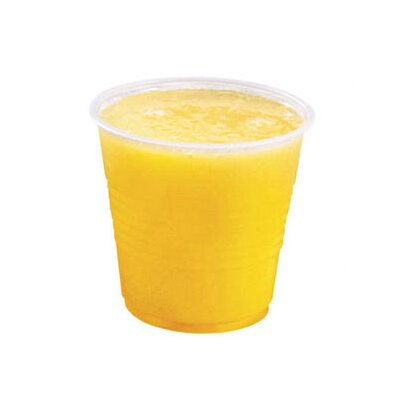 DART® 3.5 Oz Conex Translucent Plastic Cold Cups 100 / Pack