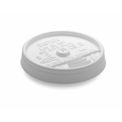 Dart Container Corp. Sip Thru Lids in White Fits 6-10 oz Cups