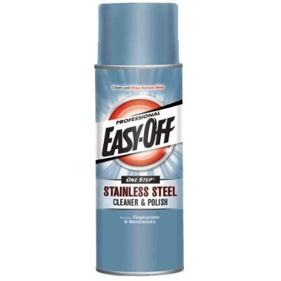 EASY-OFF® 17 Oz Stainless Steel Cleaner and Polish (case of 6)