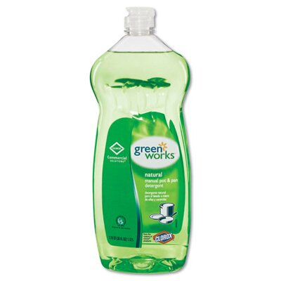 GREENWORKS ® 38 Oz Natural Dishwashing Liquid Bottle