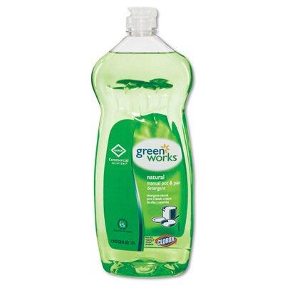 GREENWORKS ® 38 Oz Natural Dishwashing Liquid Bottle
