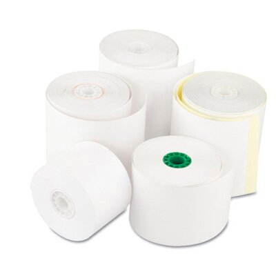 Royal Paper Register Roll in White Bond - 1 Ply