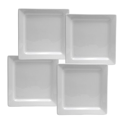 Oneida Chef's Table Square Salad Plate (Set of 4) (Set of 4)