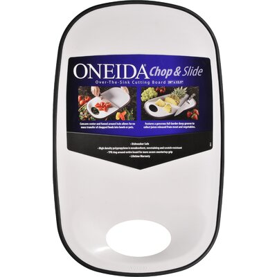 Oneida Oneida Chop and Slide Cutting Board