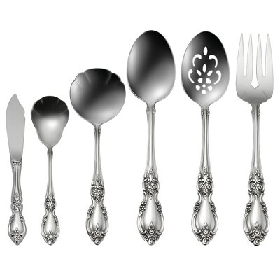 Louisiana 6 Piece Serving Set