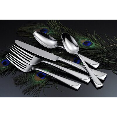 Oneida Script 20 Piece Flatware Set