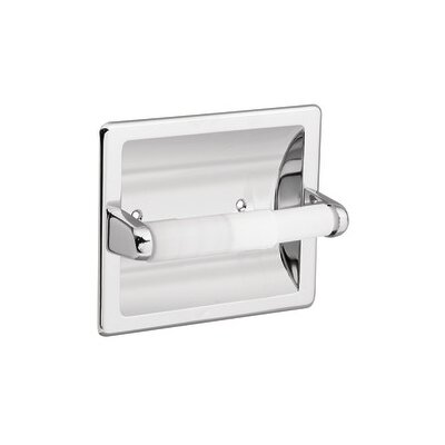 Frost Recessed Toilet Paper Holder Reviews Wayfair