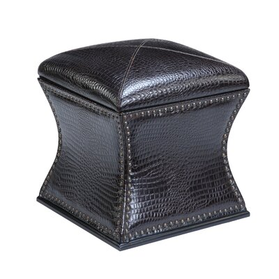Gail's Accents Storage Accent Stool