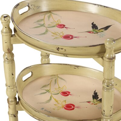 Gail's Accents Cottage Betsy's Hummingbird Console Table
