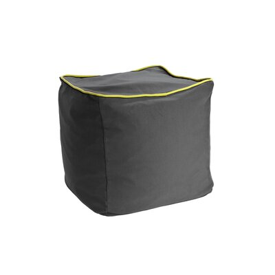 Yogibo Yogicube Cotton and Spandex Cube Ottoman