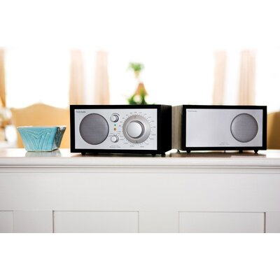 Tivoli Audio LLC Model Two Stereo in Black Ash / Silver