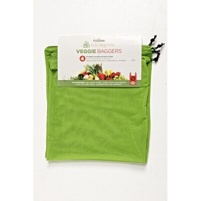 Veggie Baggers Shopping Tote (Set of 4)