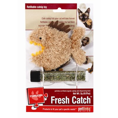 Petlinks System Fresh Catch Cat Toy