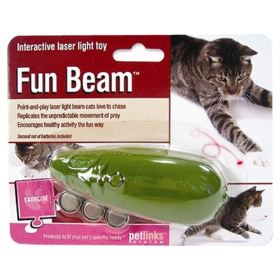 Fun Beam Cat Toy